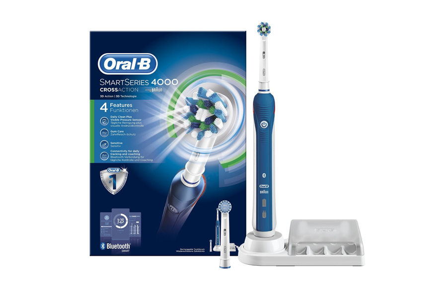 Farmacia del grosso spazzolini elettrici oralb for Planimetrie da 4000 piedi quadrati